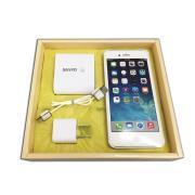 手機禮盒套組(白色)