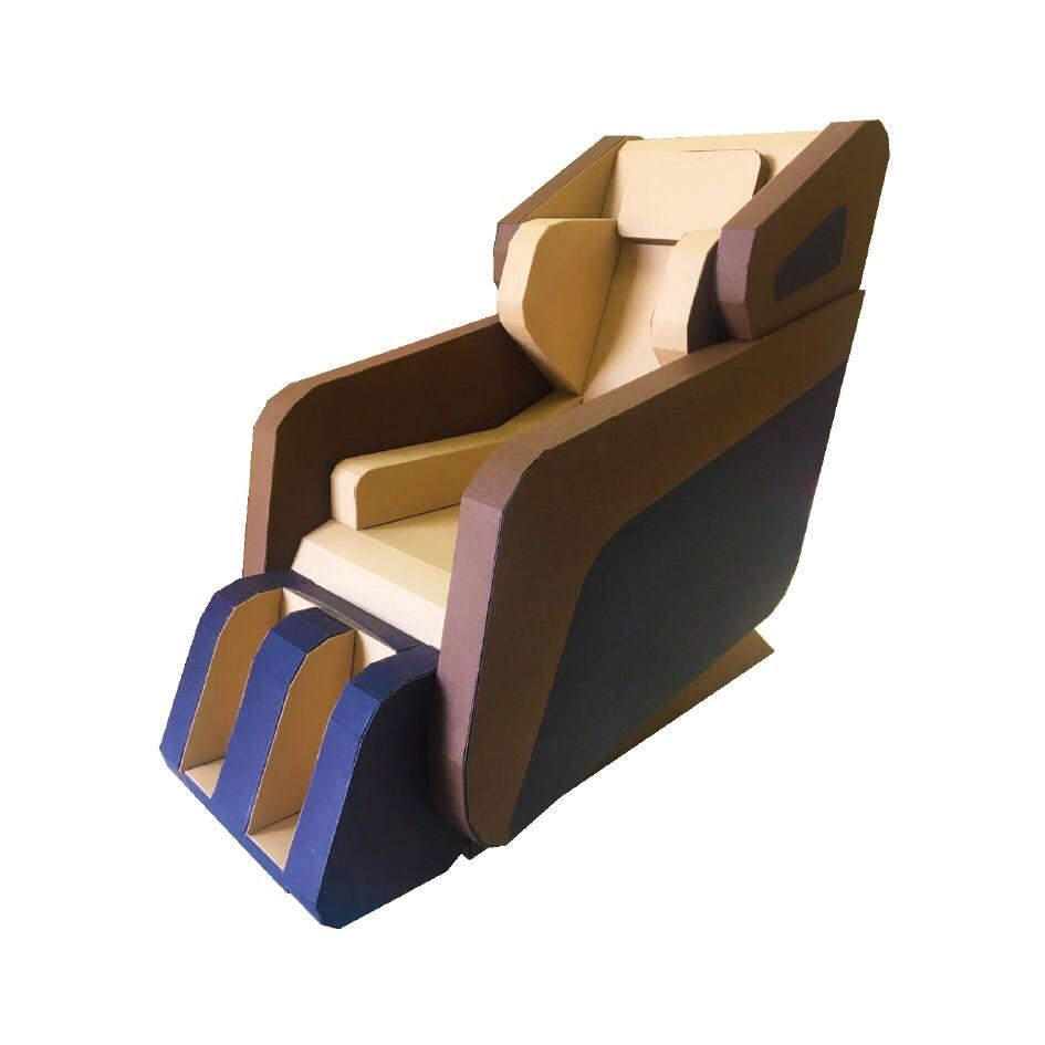 舒適電動按摩椅