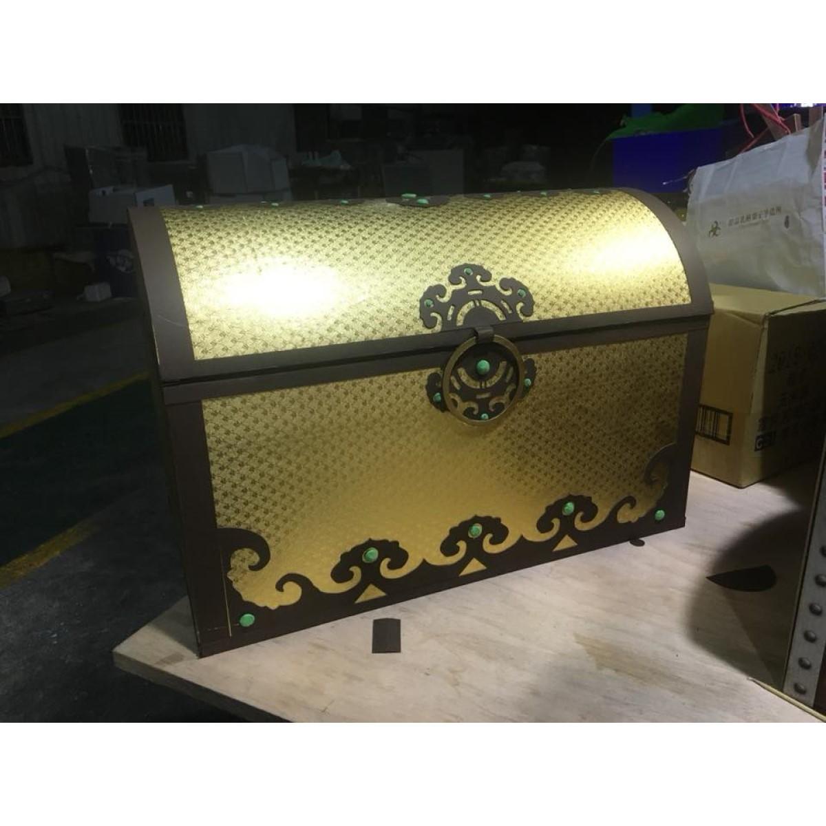 璀璨麗緻黃金寶箱