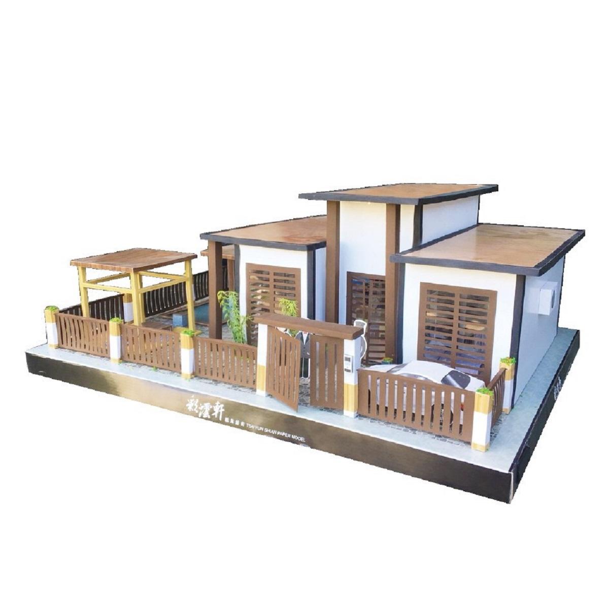 清水璞石-日式和風溫泉居