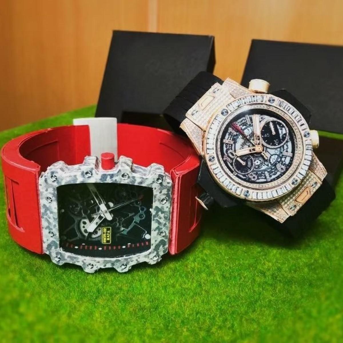 鑽石宇航錶