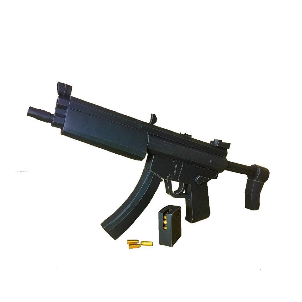 MP5衝鋒槍