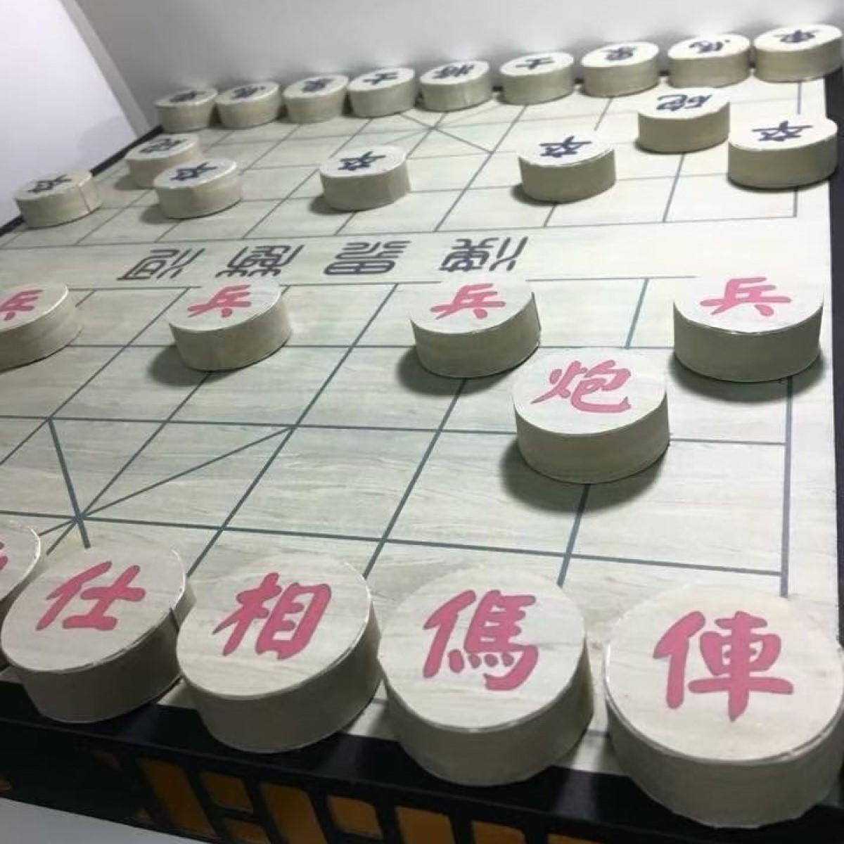 精品象棋禮盒一盒