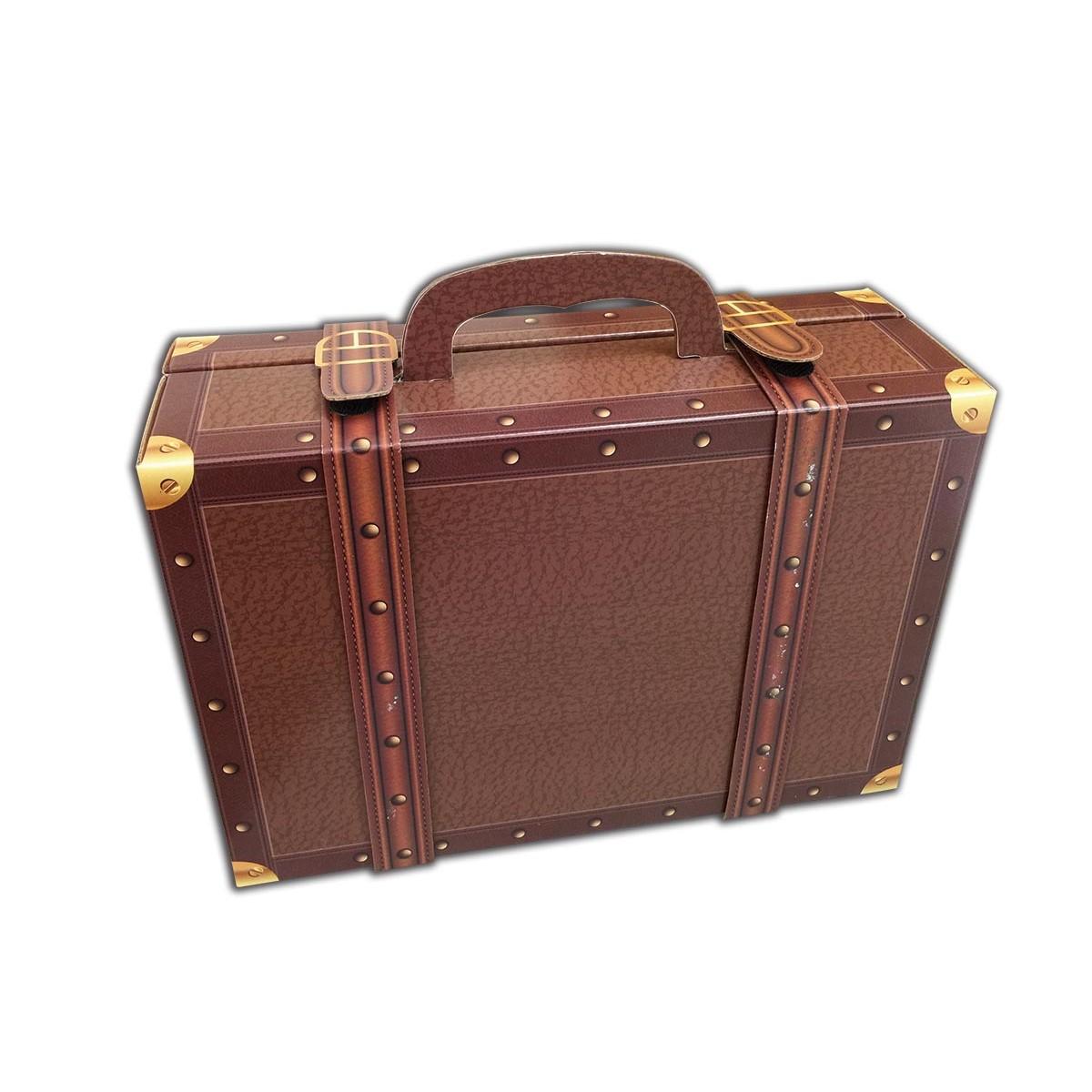 財寶皮箱組