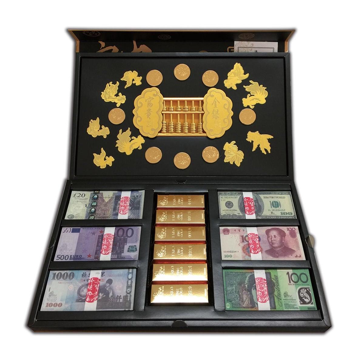富貴寶盒組