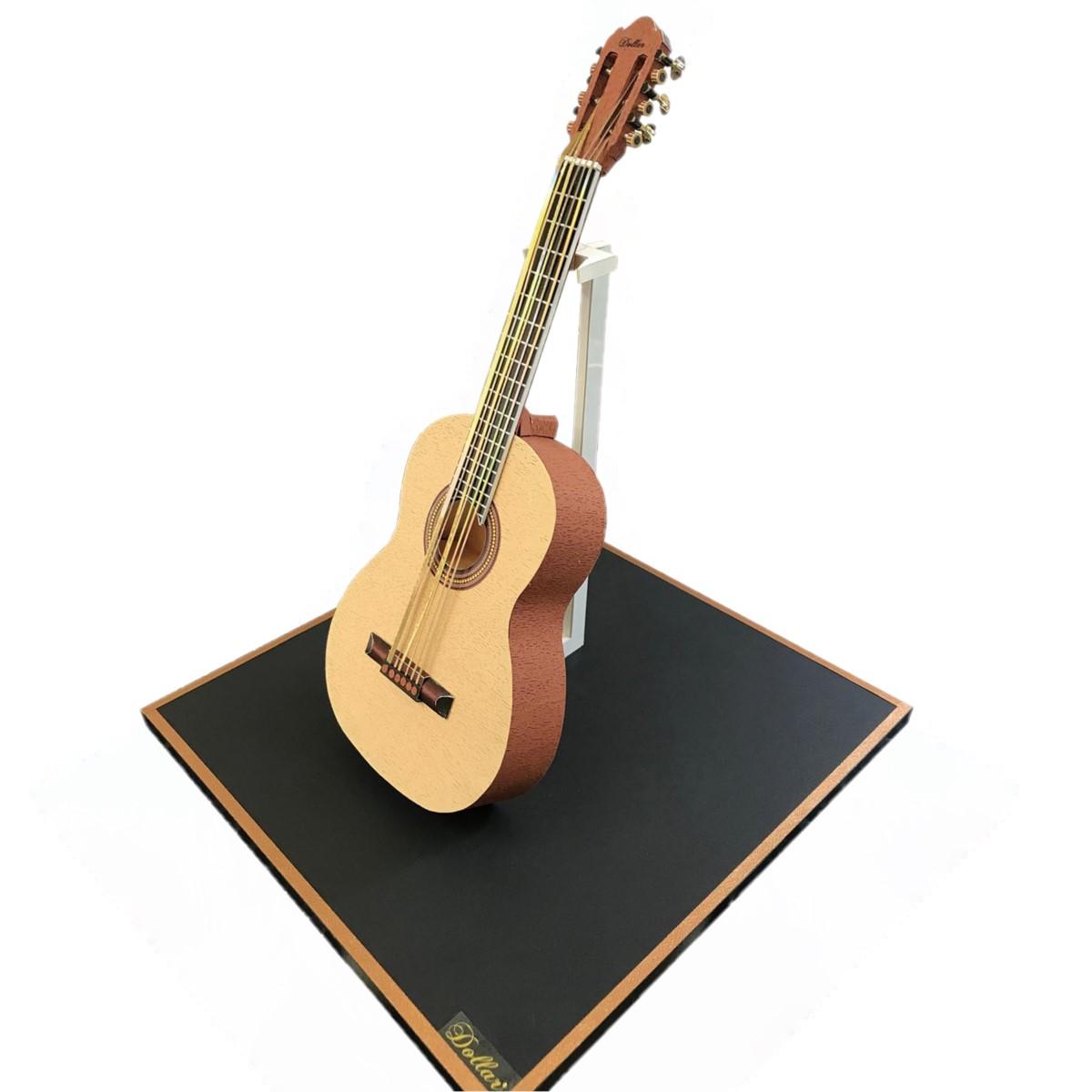 民謠木吉他一把