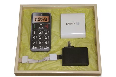 手機禮盒—老人機
