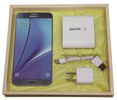 手機禮盒—三星手機