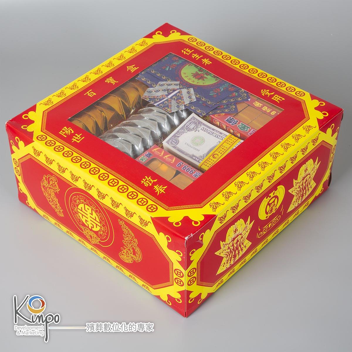 百寶盒5盒一組