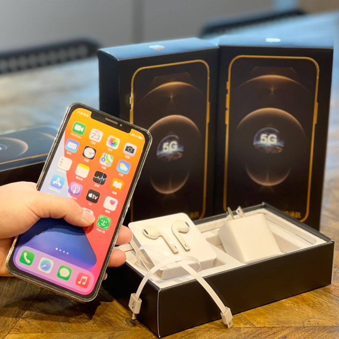 仿真I-PHONE12手機組