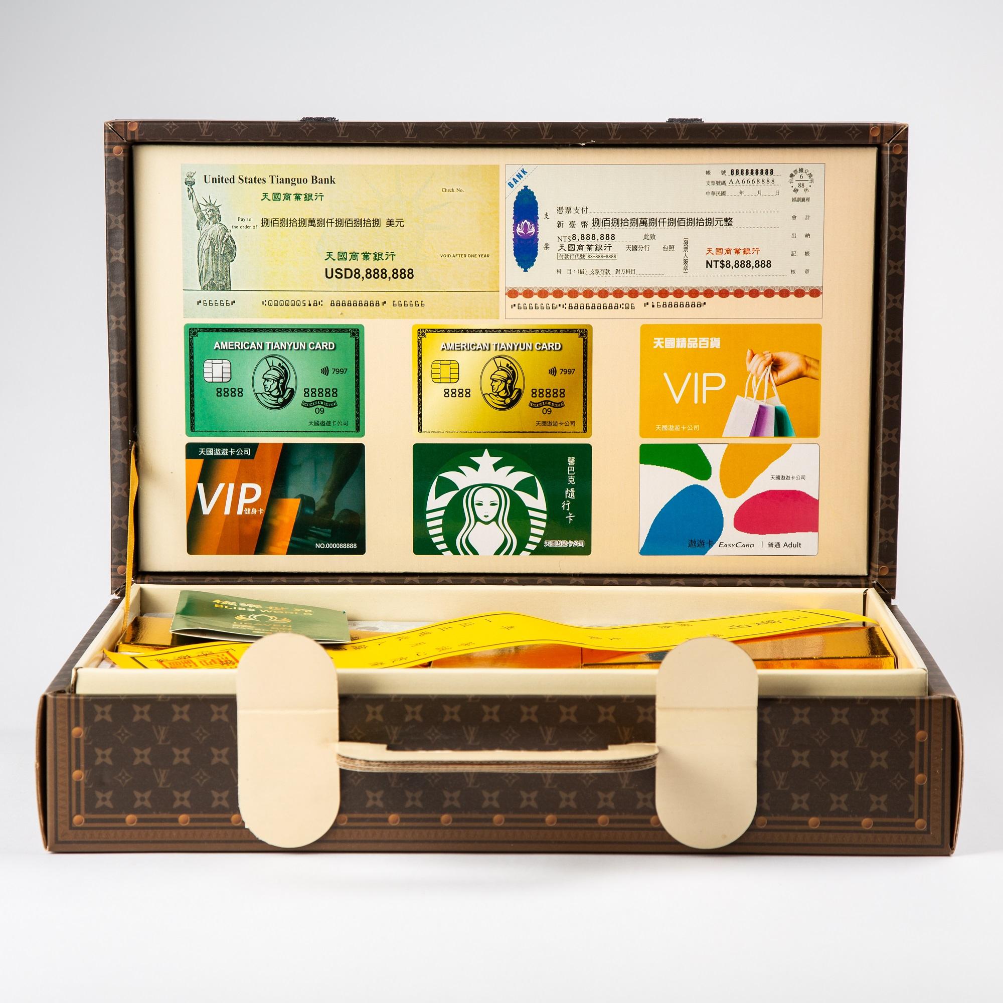 LVV萬用旅遊皮箱